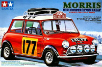 Mini Cooper 1275S Rally Car 1/24