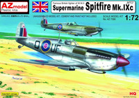 Supermarine Spitfire Mk.IXc 1/72