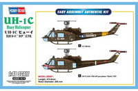 "Bell UH-1C Huey Helicopter ""Easy Assembly"" 1/48"