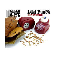 Leaf Punch Red