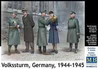 Volksturm , Germany 1944-1945 1/35