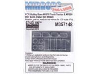 M1070 Truck & M1000 Semi-trailer Mirrors (Hobby Boss) 1/35