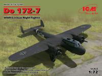 Dornier Do 17Z-7 German Night Fighter 1/72