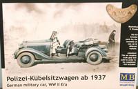 Polizei Kubelsitzwagen ab 1937 1/35