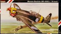 Morane-Saulnier MS-406C.1 Hi-tech 1/32