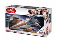 Republic Star Destroyer (Mukana liima ja maalit)