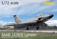 Saab J-32B/E Lansen 1/72