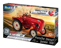 Porsche Junior 108 Tractor 1/24