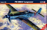 Focke-Wulf Fw-190D-9 Langnasen