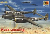 P-38F Lightning 1/72