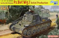 Kleiner PzBefWg I Initial Production (Smart Kit) 1/35