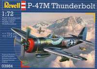 Republic P-47M Thunderbolt 1/72