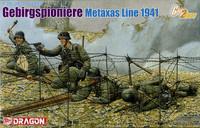 Gebirgspioniere Metaxas Line 1941 Gen2 1/35