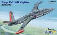 Fouga Magister CM.170R (Luftwaffe) 1/72