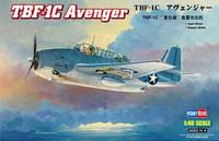 TBF-1C AVENGER 1/48