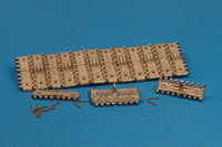 Tracks for T-34 550mm M1941 Early Type 2 1/35