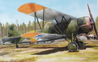 "Fokker C.X ""Over Finland"" 1/72"