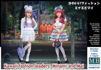 Kawaii Fashion Leaders, Minami and Mai 1/35