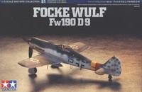 FOCKE-WULF FW190 D-9 1/72