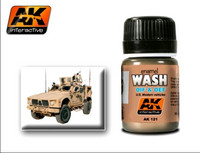 OIF & OEF US Vehicle Wash