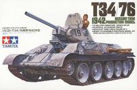 T-34/76 Model 1942 1/35