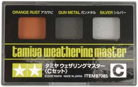 Weathering Master Set C (Rust, Metal, Silver)
