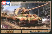 Tiger II (Henschel Turret) 1/48