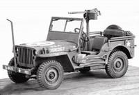 UTILITY TRUCK 1/ TON 4X4 Jeep 1/35