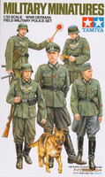 German Field Military Police Set 1/35