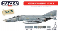 Modern Luftwaffe Paint Set Vol.3