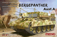 Bergepanther Ausf.A 1/35