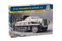 15cm Panzerwerfer 42 auf SdKfz 4/1 Maultier 1/35
