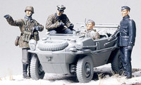 German Front line recce team 1/35