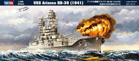 USS Arizona BB-39 1941 1/700