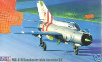MiG-21 S Czechoslovakia Invasion 1968