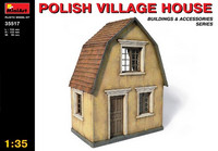 Polish Village House 1/35