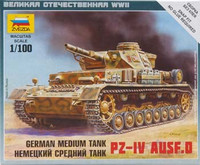 PzKpfw IV Ausf.D 1/100