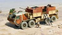 M985 HEMMT Gun Truck 1/35