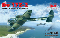 Dornier Do 17Z-2 WWII German Bomber 1/48