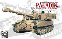 M109 A6 Howitzer Paladin 1/35