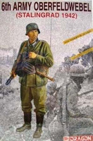 Oberfeldwebel 6th Army Stalingrad 1942 1/16