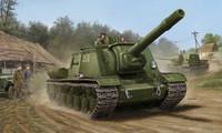 SU-152 (Late Model) Soviet Self Propelled Gun 1/35