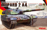 Leopard 2 A4 1/35