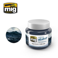 Deep Oceans, Acrylic Geel for Simulating Water 250ml