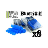 Blue Stuff Molds (8 Bars)