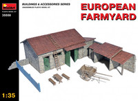 European Farmyard 1/35