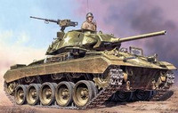 M-24 CHAFFEE TANK (RE-RELEASE) 1/35