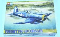 VOUGHT F4U-1D CORSAIR 1/48