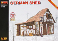 German Shed 1/35