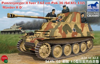 Marder II D German Panzerjäger 1/35